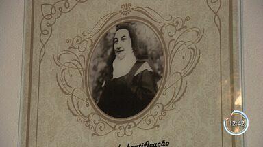 Religiosa Madre Carminha é considerada venerável pelo Papa Francisco - Essa é uma importante etapa para que ela se torne santa.