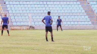 Imperatriz se prepara para partida contra o MAC - Time do Imperatriz joga neste sábado (25) contra o Maranhão a partir das 16h30 no Estádio Castelão em São Luís.