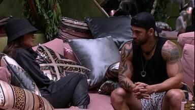 Bianca recebe apoio de Hadson e fala de escolha de Petrix: 'Eu já esperava' - Bianca recebe apoio de Hadson e fala de escolha de Petrix: 'Eu já esperava'
