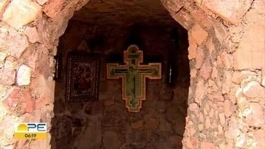 Turismo religioso movimenta Saloá, no Agreste - Município tem pouco mais de 15 mil moradores.