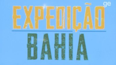 Chamada Expedição Bahia - 27/01 - Chamada Expedição Bahia - 27/01.