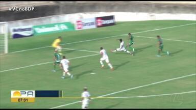 Tapajós vence o Paragominas por 2 a 1 no Colosso do Tapajós. Veja os gols: - Tapajós vence o Paragominas por 2 a 1 no Colosso do Tapajós. Veja os gols: