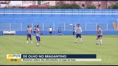 Paysandu recebe o Bragantino em busca da segunda vitória no Parazão - Paysandu recebe o Bragantino em busca da segunda vitória no Parazão