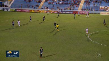 Salgueiro empata com o Central, no estádio Cornélio de Barros - Jogando no Cornélio de Barros, o Salgueiro saiu na frente, mas ficou no 1 a 1 com a Patativa, pela segunda rodada do Pernambucano.
