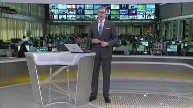 Jornal Hoje - íntegra 27/01/2020 - Os destaques do dia no Brasil e no mundo, com apresentação de Maria Júlia Coutinho.