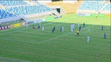 Em jogo de sete gols, Dom Bosco vence Sinop com gol no final - Em jogo de sete gols, Dom Bosco vence Sinop com gol no final.