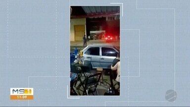 Policial Militar que estava de folga é suspeito de ter atirado durante confusão - Policial Militar que estava de folga é suspeito de ter atirado durante confusão