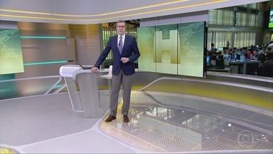 Jornal Hoje - íntegra 28/01/2020 - Os destaques do dia no Brasil e no mundo, com apresentação de Maria Júlia Coutinho.