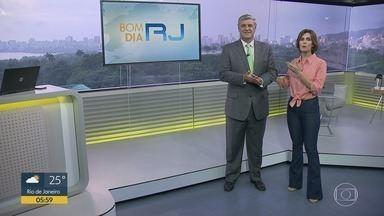 Bom dia Rio - Edição de quarta-feira, 29/01/2020 - As primeiras notícias do Rio de Janeiro, apresentadas por Flávio Fachel, com prestação de serviço, boletins de trânsito e previsão do tempo.