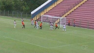 Desportivo Brasil vence de goleada na Série A3 - O Desportivo Brasil venceu de goleada na Série A3.