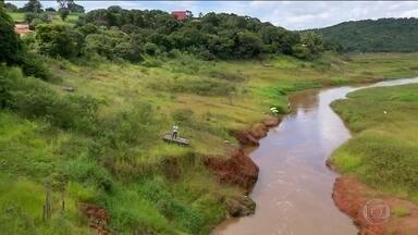 Apesar da chuva, reservatórios do Sudeste e Centro-Oeste estão no pior nível desde 2015 - Brasileiro já está pagando mais caro pela conta de luz em janeiro.