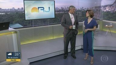 Bom dia Rio - Edição de quinta-feira, 30/01/2020 - As primeiras notícias do Rio de Janeiro, apresentadas por Flávio Fachel, com prestação de serviço, boletins de trânsito e previsão do tempo.