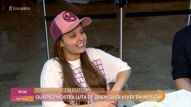 Fábrica de Talentos: conheça a luta de quem quer viver de música sertaneja - O 'Encontro' acompanha audição para escolher repertório de Maiara & Maraísa