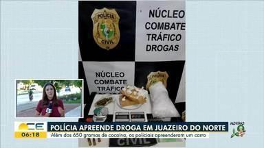 Lorena Tavares traz informações do interior do Ceará - Saiba mais em g1.com.br/ce