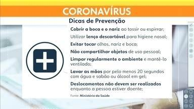 Ministério da Saúde monitora três casos suspeitos de coronavírus em São Paulo - Os pacientes são duas crianças e um adulto da capital que recebem tratamento em casa e com isolamento domiciliar.