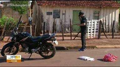 Homem é assassinado na porta de casa em Araguaína - Homem é assassinado na porta de casa em Araguaína