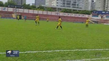 Pouso Alegre FC faz jogo-treino contra o Nacional em São Paulo - Pouso Alegre FC faz jogo-treino contra o Nacional em São Paulo