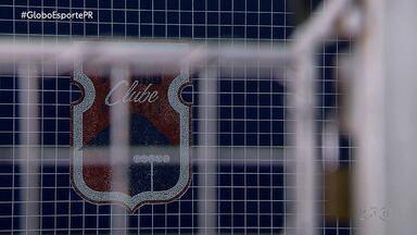 Paraná Clube encara FC Cascavel na Vila Capanema - Para o Tricolor, é a chance de reabilitação no Campeonato Paranaense