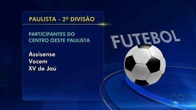 Confira a tabela da 2ª divisão do Campeonato Paulista - Tupã e Santacruzense estão fora da competição.
