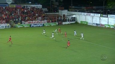 São Luiz de Ijuí perde para o Inter - Equipe ainda não teve vitórias no Campeonato Gaúcho.