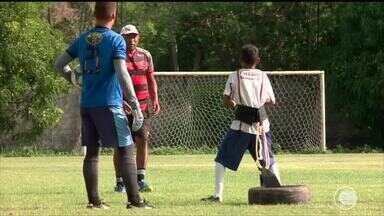 Flamengo treina duro e busca chegar ao topo da tabela - Flamengo treina duro e busca chegar ao topo da tabela