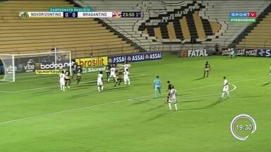 Braga segue sem vencer no Paulista - Confira a reportagem.