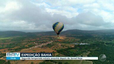 Confira os destaques da próxima edição do 'Expedição Bahia' - Programa começa a partir das 14h, logo após o Jornal Hoje, no sábado (1).