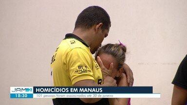 Manaus tem o janeiro mais violento dos últimos cinco anos - Confira reportagem investigativa especial.