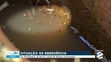 Cidades do Estado decretam emergência devido a dengue - Em Brasilândia já são 87 casos confirmados e em Corumbá, só no mês de janeiro, já chegam a ser 1098 notificações da doença