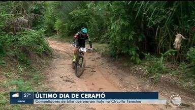 Rally Cerapió tem última etapa na categoria de bikes - Rally Cerapió tem última etapa na categoria de bikes