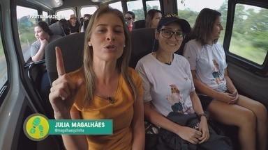 ´Partiu´ relembra viagem a Gran Sabana - ´Partiu´ relembra viagem a Gran Sabana