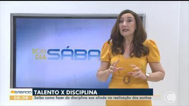 Saiba como usar a disciplina a favor da realização dos sonhos - Saiba como usar a disciplina a favor da realização dos sonhos