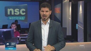 Caso suspeito de coronavírus é investigado em Rio do Sul - Caso suspeito de coronavírus é investigado em Rio do Sul