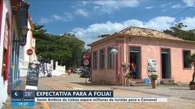 Santo Antônio de Lisboa espera milhares de turistas em Florianópolis - Santo Antônio de Lisboa espera milhares de turistas em Florianópolis