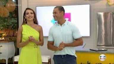 Programa de 03/02/2020 - Patrícia Poeta e Fabrício Battaglini apresentam o 'Mais Você' durante as férias de Ana Maria Braga e Louro José