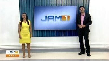 Assista à íntegra do JAM 1 desta segunda-feira (03) - Assista à íntegra do JAM 1 desta segunda-feira (03)