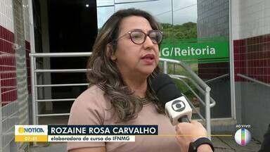 IFNMG Campus Porteirinha abre inscrições para 40 vagas em curso de Produtor de leite - Inscrições podem ser feitas até 7 de fevereiro. Interessados devem ter no mínimo 16 anos e ensino fundamental completo.