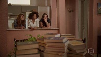 Miranda e Natália apoiam Vitória - Advogada teme por seu futuro