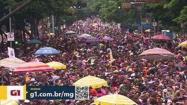 G1 no BDMG: saiba como enviar sua foto para o #tbtcarnavalg1 - Galeria reúne cliques de foliões de todo o Brasil.
