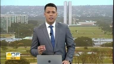Bom Dia DF - Edição de quinta-feira, 06/02/2020 - Base Aérea de Anápolis se prepara para receber brasileiros vindos da China. Trecho da BR-251 que corta o DF é um dos que registra mais acidentes. E mais as notícias da manhã.