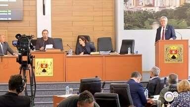 Câmara dos Vereadores realiza primeira sessão de 2020 em Sorocaba - Nesta quinta-feira (6) é a primeira sessão da Câmara dos Vereadores de Sorocaba (SP) para discutir projetos em 2020. Na terça-feira (4), eles já haviam se reunido, mas para formar as comissões.