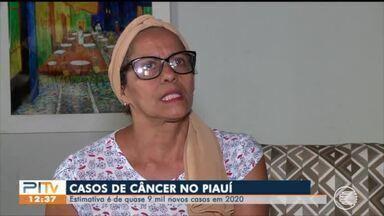 Estima-se cerca de 9 mil casos de câncer no Piauí em 2020 - Estima-se cerca de 9 mil casos de câncer no Piauí em 2020