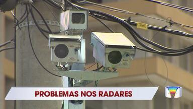Parte dos equipamentos de radar em Taubaté está sem aplicar multas - Equipamentos foram substituídos após novo contrato para sistema de trânsito e aferição dos radares ainda não foi concluída.