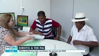 Defensoria Publica realiza 'Mutirão Direito a ter Pai' - Mais de cinco milhões de brasileiros não têm nome do pai no registro.