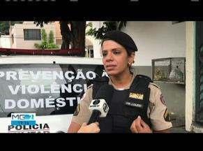Polícia inicia projeto de prevenção e combate à violência doméstica em Timóteo - De 2017 a 2019, houve um aumento de 20% em ocorrências deste tipo.