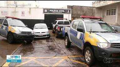 Polícia identifica suspeitos de assalto a farmácia em Gurupi - Polícia identifica suspeitos de assalto a farmácia em Gurupi