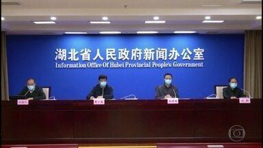 Mortes por coronavírus superam vítimas da epidemia de Sars no mundo - Até agora, 813 pessoas morreram por coronavírus. A quase totalidade das vítimas está na província de Hubei, na China. Em 2003, a Sars deixou 774 mortos.