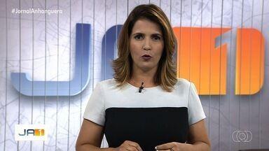 Veja os destaques do Jornal Anhanguera 1ª edição - Assista a todas as reportagens.