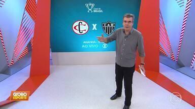 Globo Esporte MG - programa de terça-feira, 11/02/2020 - íntegra - Globo Esporte MG - programa de terça-feira, 11/02/2020 - íntegra