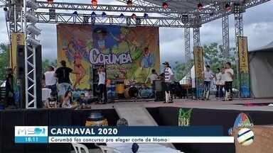 Corumbá faz concurso pra eleger corte de Momo - Carnaval 2020